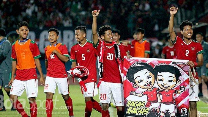 Duo kembar timnas U-18 Indonesia
