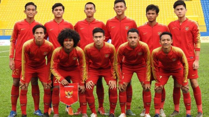 Link Live Streaming Timnas Indonesia U-18 vs Laos di Piala AFF U-18 2019 Jam 15.00 WIB