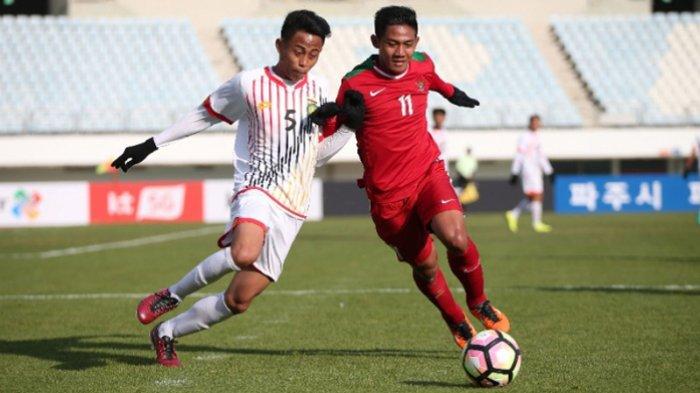 Firza Andika Waspadai Duet Maut Penyerang Vietnam di Final SEA Games 2019