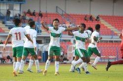 Mochamad Supriadi Mengaku Dapat Bisikan Khusus saat Jeda Laga Timnas U-19 Indonesia Vs Qatar