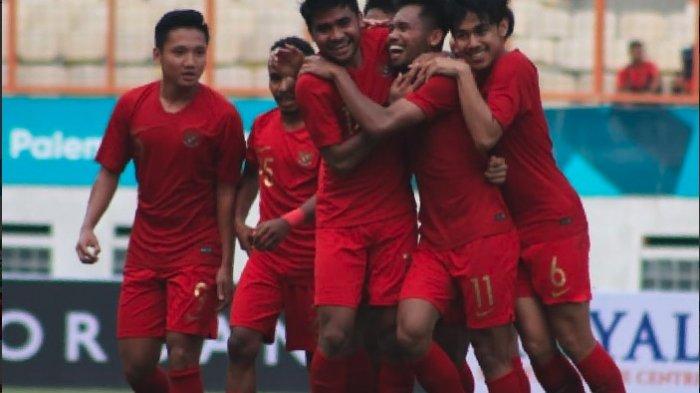 Jadwal Siaran Langsung Timnas U-19 Indonesia Vs Yordania, Laga Terakhir Jelang Piala Asia U-19 2018