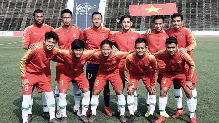 Sinyal Bahaya Bagi Skuat Shin Tae-yong, Timnas U-22 Vietnam Mampu Imbangi Tim Senior
