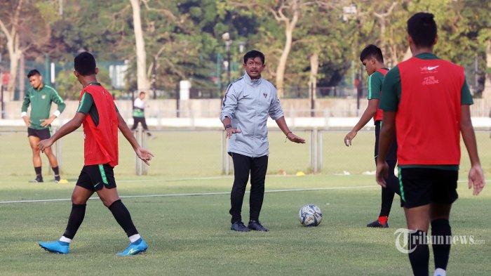 Indra Sjafri Tak Ingin Timnas U-23 Indonesia Stres Saat Hadapi Vietnam di Final