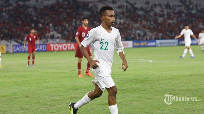 Indra Sjafri Kehilangan Sosok Todd Rivaldo Ferre di Timnas U-22 Indonesia
