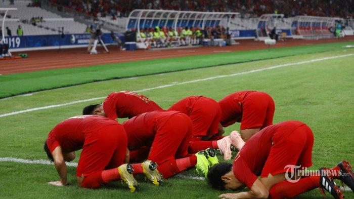 Witan Sulaeman Cs Balaskan Kekalahan Timnas U-19 Indonesia Era Evan Dimas 4 Tahun Silam
