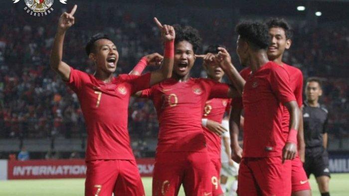 Hasil Timnas U-19 Indonesia vs China Laga Persahabatan: Garuda Muda Menang 3-1