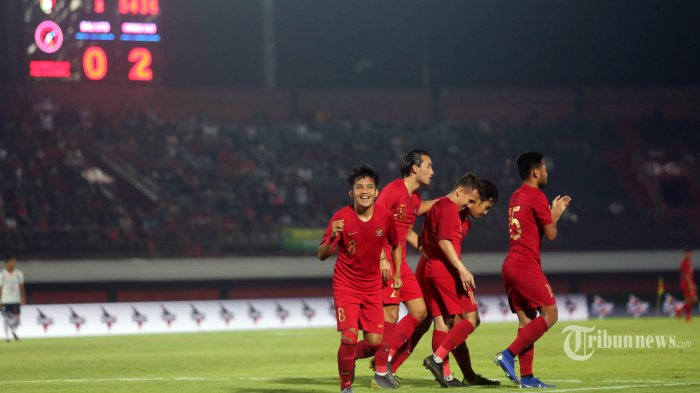 Live Streaming TV Online RCTI Timnas Indonesia U-23 vs China, CFA Football Tournament, Akses di Sini