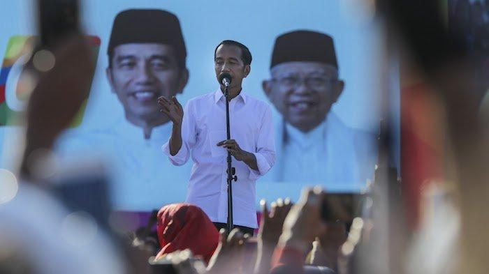 Lapangan Kerja Makin Luas di Era Jokowi