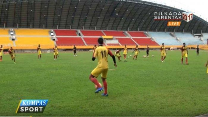 Sriwjaya FC Berharap Tetap Bermarkas di Jakabaring