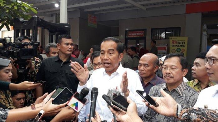 Jokowi Diisukan Segera Reshuffle Kabinet, Ali Ngabalin: Presiden Bisa Lakukan Apa Saja yang Dia Mau