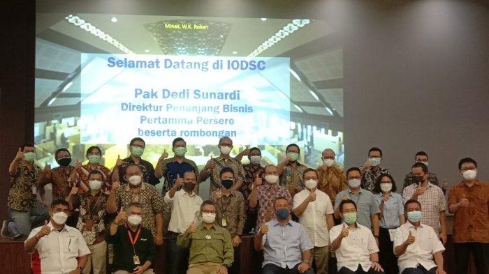 Tingkatkan Keandalan Operasi Hulu Migas, Pertamina Perluas Digitalisasi di Sumatera