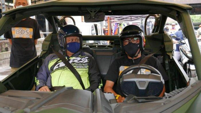 Tinjau Hidden Valley Track Baja Otomotif Superblok, Bamsoet Ajak Kembangkan Sport Automotive Tourism