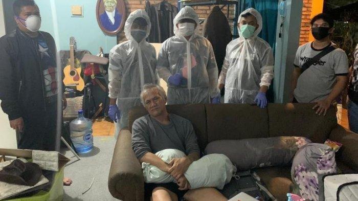 Tio Pakusadewo Terjerat Narkoba Lagi, Hasil Tes Urine Positif Sabu, Terancam 20 Tahun Penjara