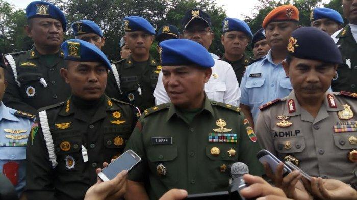 PROFIL Letjen TNI Tiopan Aritonang, Satu-satunya Pati yang Sandang Jenderal Bintang 3 Jelang Lebaran