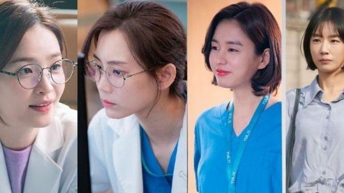 Menarik, Ini 4 Tipe Perempuan dalam Meraih Mimpi di Hospital Playlist Season 2