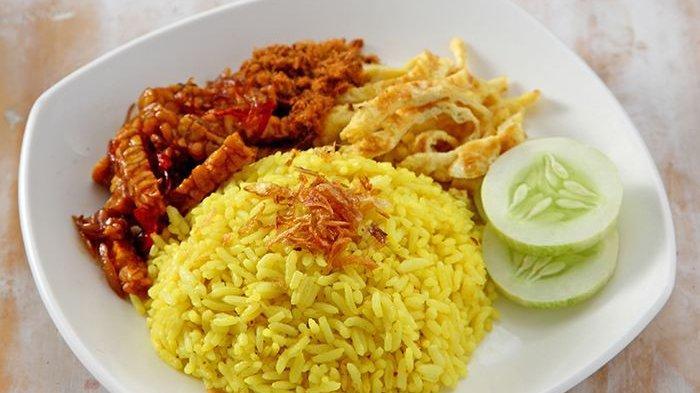 Resep Membuat Nasi Kuning ala Rumahan yang Mudah dan Enak, Dijamin Anti Gagal