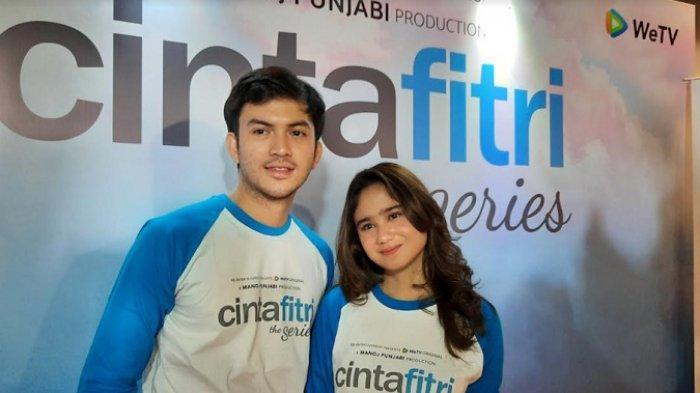 Rizky Nazar dan Tissa Biani Akui Terbebani Bintangi Cinta Fitri The Series
