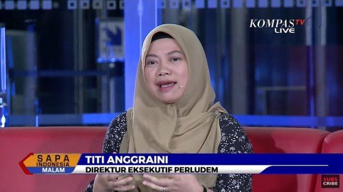 Direktur Eksekutif Perludem, Titi Anggraini mengatakan Indonesia seperti krisis figur akibat adanya wacana penambahan masa jabatan presiden.