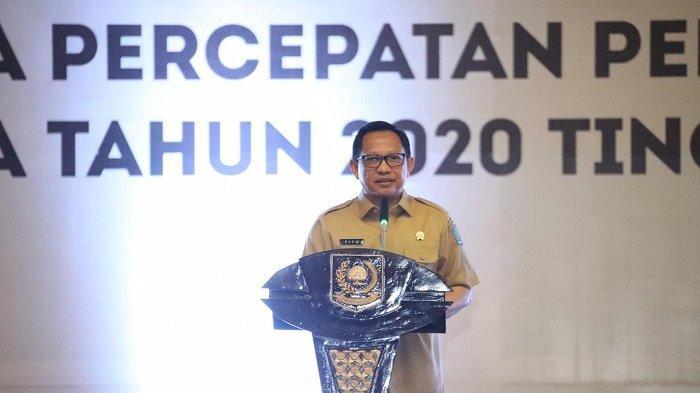 Menteri dalam negeri (Mendagri), Tito Karnavian di Bogor, Senin (2/3/2020).