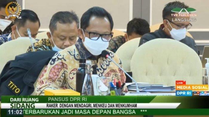 Mendagri Usul Pemerintah Pusat Dapat Lakukan Pemekaran Daerah di Wilayah Papua