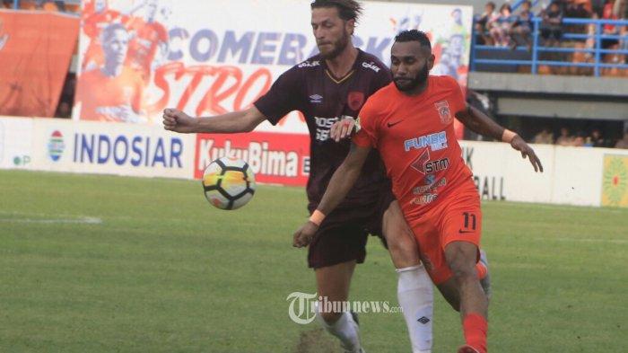 Update Transfer: Titus Bonai Kembali ke Borneo FC, Batalkan Kontrak dengan Bhayangkara FC