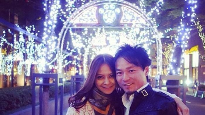 Tiwi eks T2 gugat cerai suaminya, Shogo Sakuramoto, melalui Pengadilan Agama Tigaraksa.