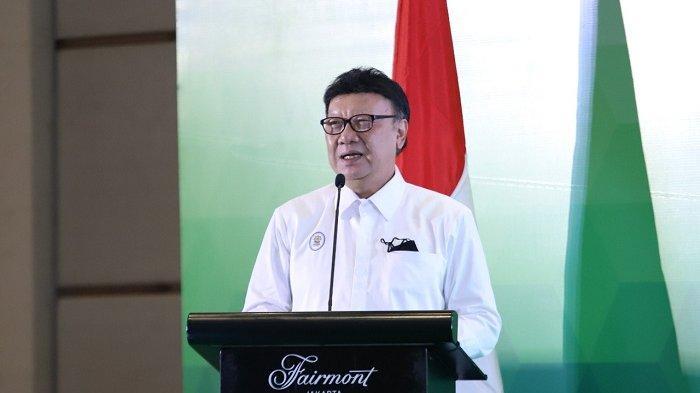 Menteri Pemberdayaan Aparatur Negara dan Reformasi Birokrasi (Menpan RB) Tjahjo Kumolo