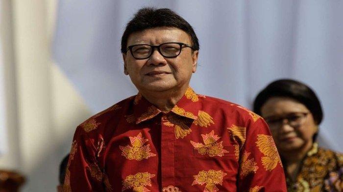 Selama WFH ASN Banyak yang Tak Produktif, Menteri Tjahjo Kumolo: Pangkas yang Tak Perlu