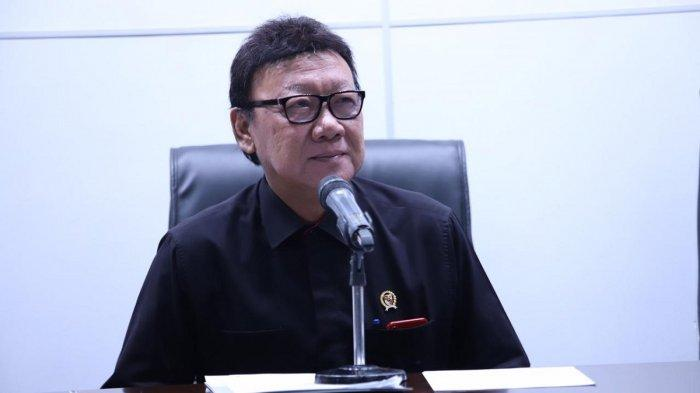 Menterian Pendayagunaan Aparatur Negara dan Reformasi Birokrasi Tjahjo Kumolo