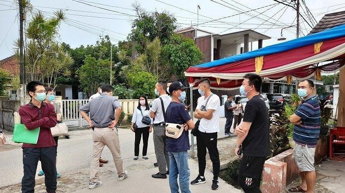 Kronologi Puluhan TKA China Ditolak Ikut Vaksinasi Covid-19 di Lebak Banten