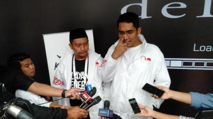 Ketua TKN Apresiasi Perjuangan Pradana Indraputra