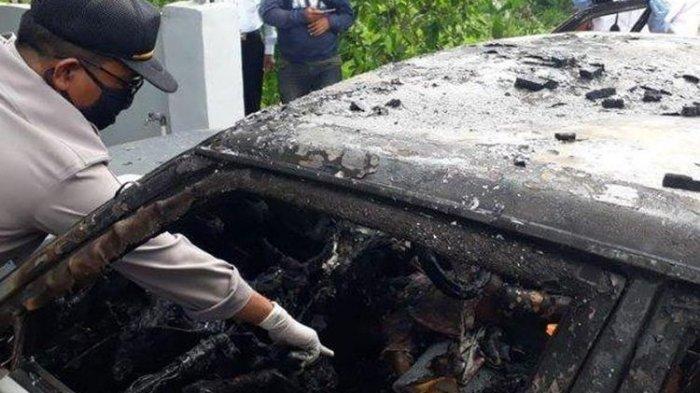 Ketua Ormas Diteror hingga Mobil Strada Triton Dibakar, Pelaku 3 Orang Diberi Upah Rp 19 Juta
