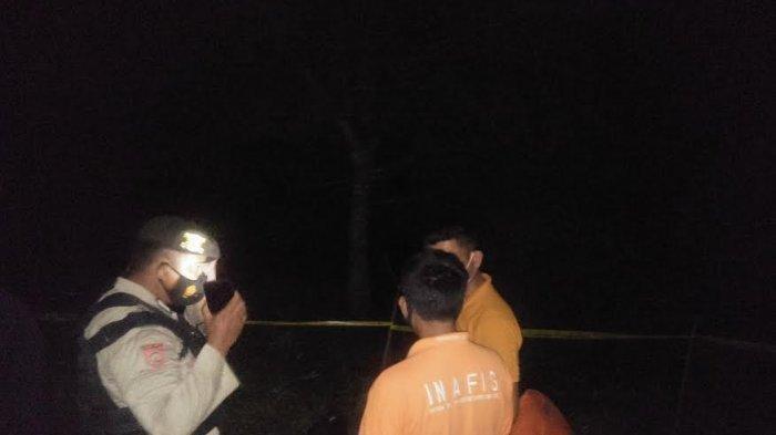 BREAKING NEWS: Warga Panaikang Gowa Temukan Mayat di dalam Karung