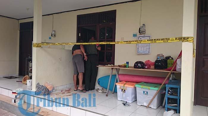 Anak Saksikan Sang Ayah Potong Kaki Ibunya, Sementara akan Dititipkan di Rumah Neneknya