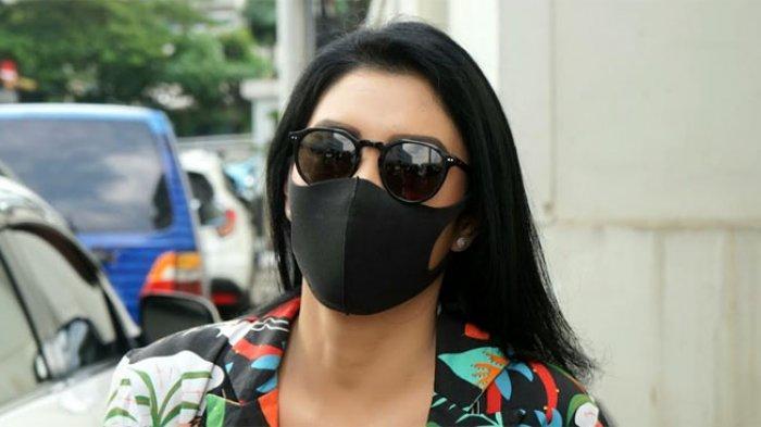 Tyas Mirasih ketika ditemui di gedung Trans TV, Jalan Kapten Tendean, Mampang Prapatan, Jakarta Selatan, Selasa (2/6/2020).