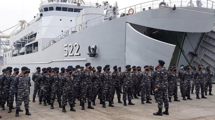 Serbuan Vaksinasi, TNI AL Sasar 1.000 Warga Pulau Pramuka, Panggang dan Kelapa