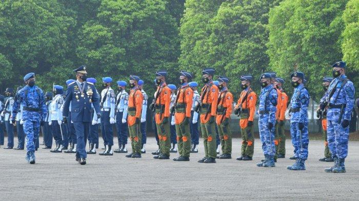 Pimpin Peringatan HUT Ke-75 TNI AU, Ini Pesan Kasau Marsekal Fadjar