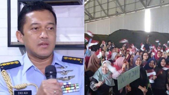 TNI AU Ini Harus Bohong ke Keluarga Saat Evakuasi 238 WNI di China: Saya Tidak Bilang Mau ke Wuhan