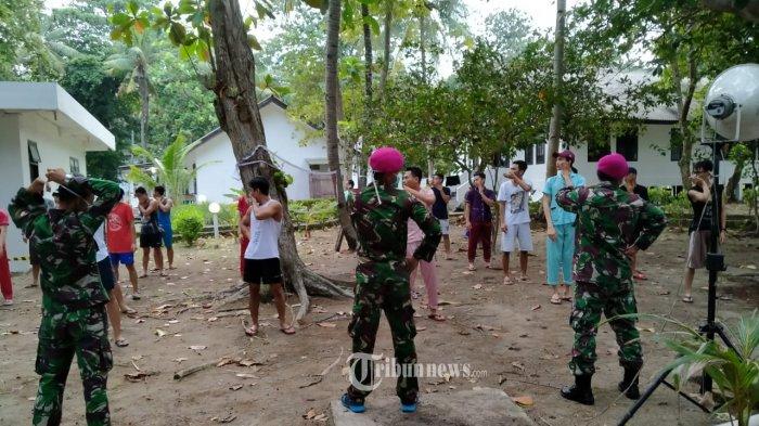 Fasilitas Observasi Pulau Sebaru Akan Didekontaminasi