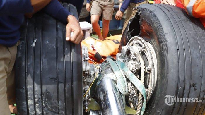 Jawaban Insiden Pesawat Lion Air JT 610 Lebih Beruntung dari Malaysia Airlines MH 370