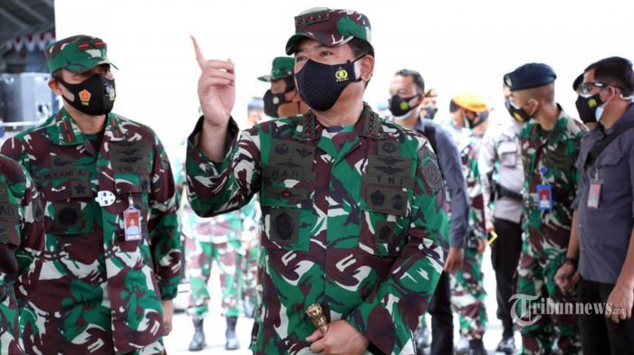 Panglima TNI Perintahkan Tingkatkan Pengamanan Gereja Hingga Obvitnas Pasca-Teror