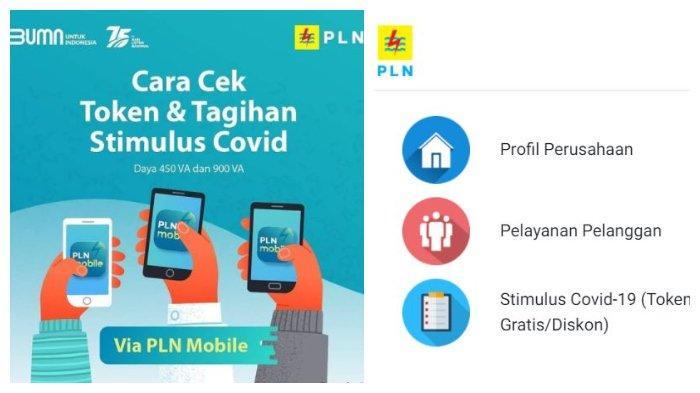 PLN: Klaim Token Listrik Gratis Maret 2021 Login www.pln.co.id atau Gunakan Aplikasi PLN Mobile