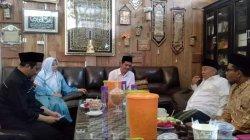 Tokoh Nasional Ketua Umum PBNU, Prof. Dr. Said Aqil Siroj, Lc. MA, Prof. Dr. KH. Asep Saefuddin Chalim (Pengasuh ponpes Amanatul Ummah), dan Ustadz Yusuf Mansur (Pengasuh pesantren Darul Qur'an menggelar pertemuan di kediaman Pengasuh Pesantren Bina Insan Mulia, KH Imam Jazuli.
