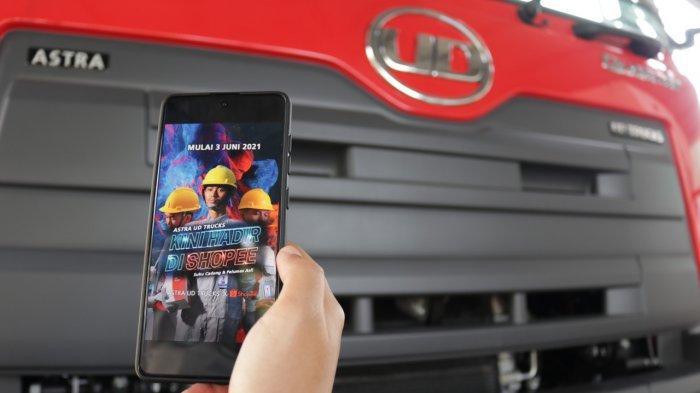 Astra UD Trucks Buka Toko Suku Cadang dan Paket Purna Jual Quester dan Kuzer di Shopee