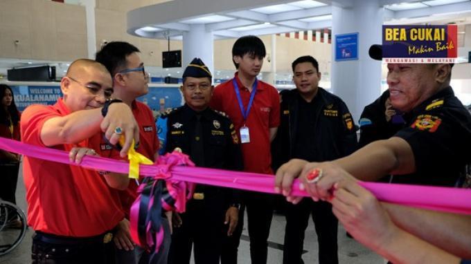 'Free Duty Shop' Resmi Dibuka Berkat Fasilitas Bea Cukai Kualanamu