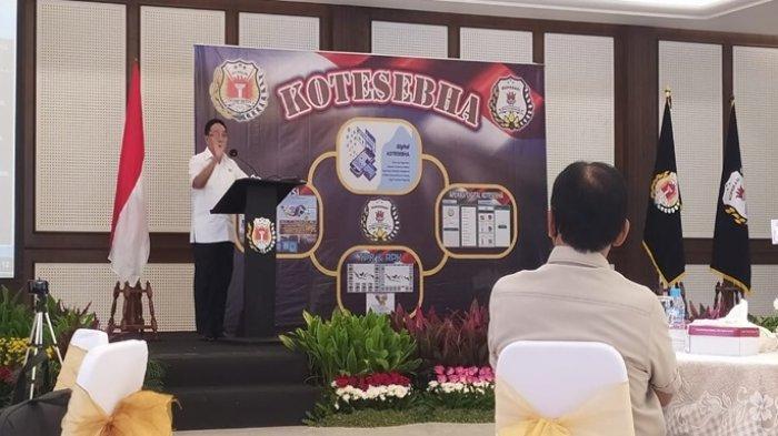 Perkuat Jaringan Bisnis Retail, Jenderal Pol (Purn) BHD Resmikan Gudang Toko Kotesebha