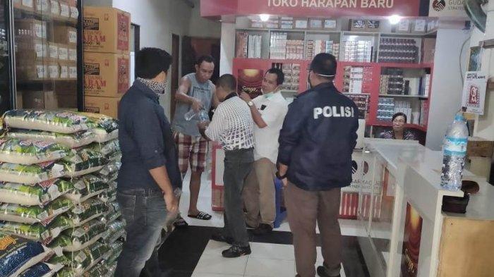 Polda Maluku Sidak, Antisipasi Distributor Nakal Penimbun Sembako di Tengah Pandemi Covid-19