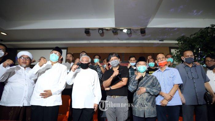 FAKTA Deklarasi KAMI: Dihadiri Amien Rais hingga Gatot Nurmantyo, Bantah Berpolitik Praktis