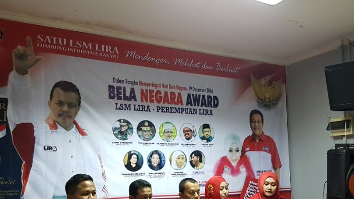 9 Tokoh yang Berpengaruh Dapat Bela Negara Award, Termasuk Habib Rizieq