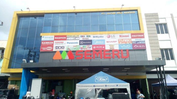 Toko Offline Ternama Di Makassar Ini Raup Untung Lewat Penjualan Online Tribunnews Com Mobile